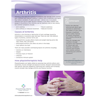 Arthritis Organization - customizable