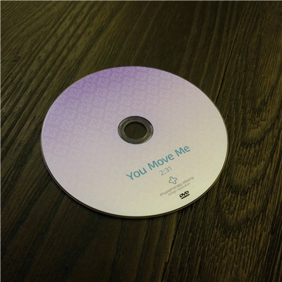 DVD: You Move Me