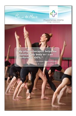 Born to Move Brochure - Laurie (Dancer)