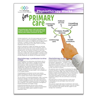 Physiotherapy Works Primary Care